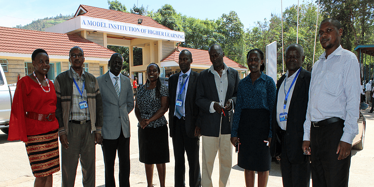 Machakos faculty