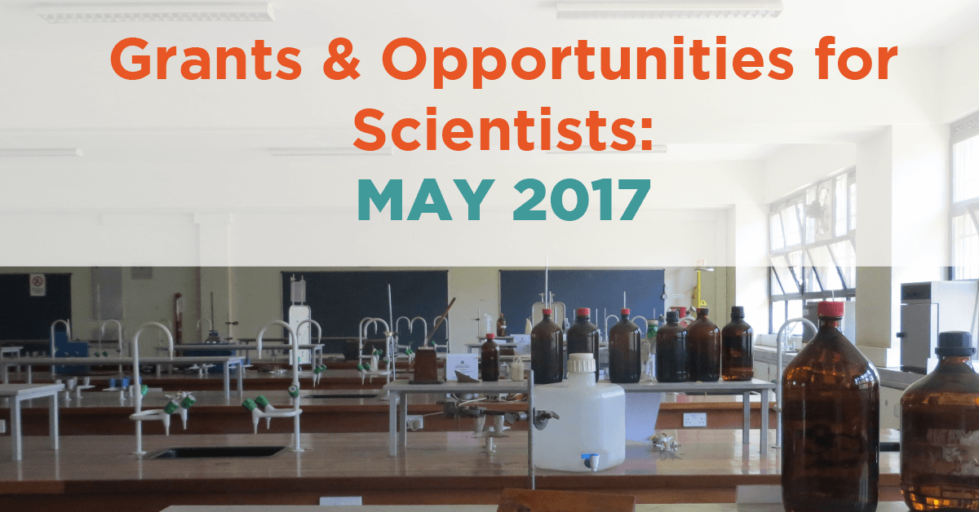 May 2017 Grants & Opportunities