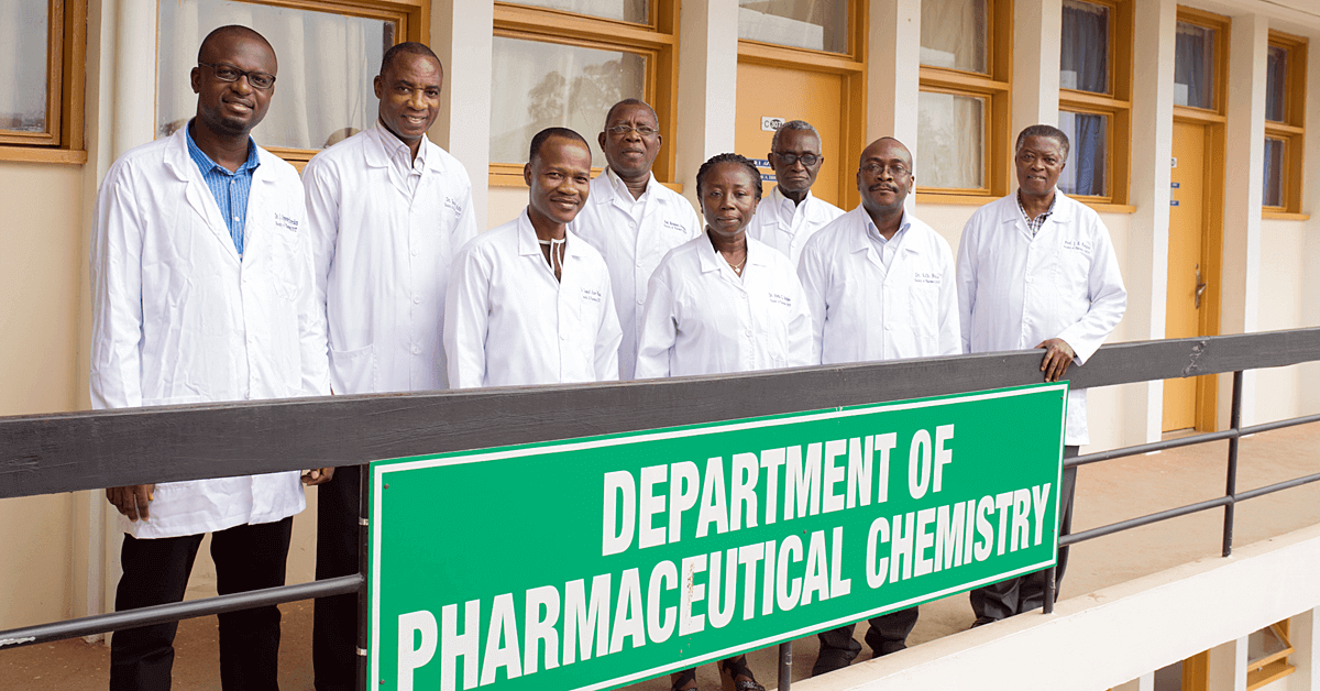 Department of Pharmaceutical Chemistry, KNUST