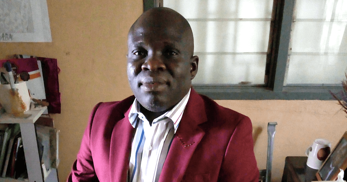 Professor A.B. Saba, Head of Department of Veterinary Pharmacology and Toxicology