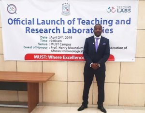 Launch of labs