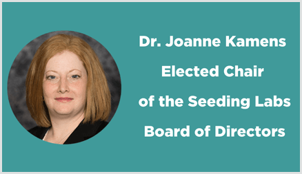 Dr. Joanne Kamens elected Board Chair
